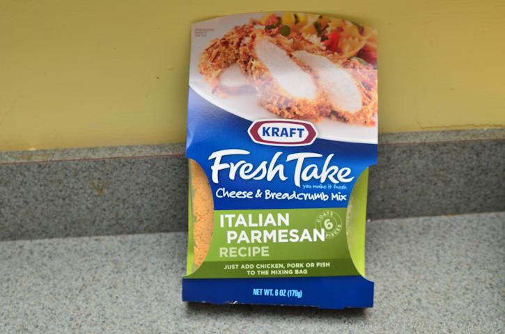 KraftFreshTake Italian Parmesan
