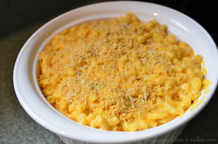 Mac N cheese homemade