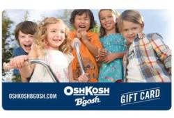 OshKosh Gift Card