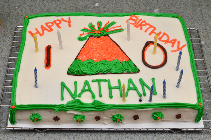 Happy 10th Birthday To My Nathan