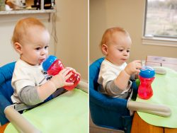 The Nuby Step Up Stool and More Toddler Products