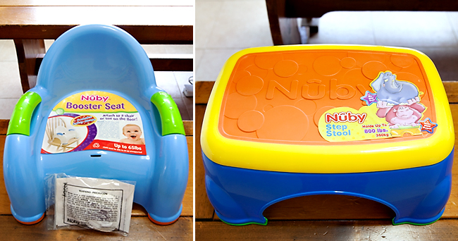 The Nuby Step Up Stool And More Toddler Products Living