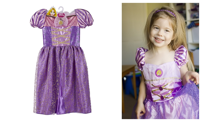 Disney Princess Sparkle Dress