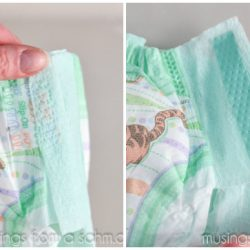HUGGIES Little Movers Slip-On Diapers Make Diaper Changes Easier!