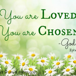 Loved.Chosen.God