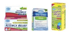 Conquer Spring Allergies Naturally with Hyland's!