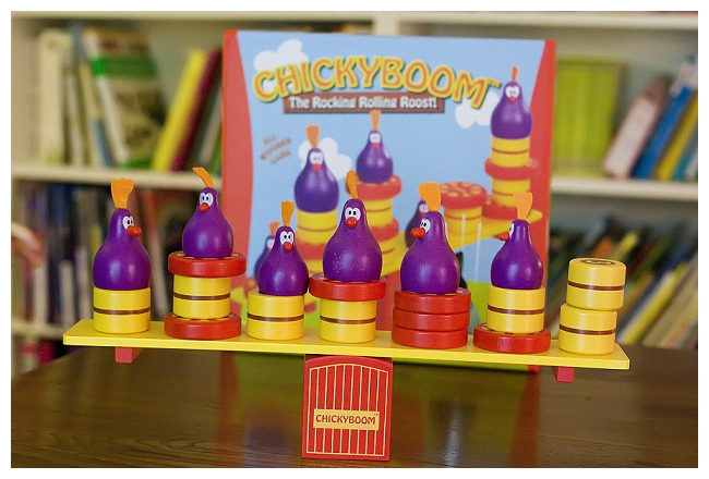 Chickyboom by Blue Orange