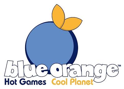 blue orange logo