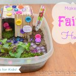 How to Make a Fairy House Craft