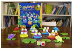 Froggy Boogie and ChickyBoom: Preschool Game Night with Blue Orange Games