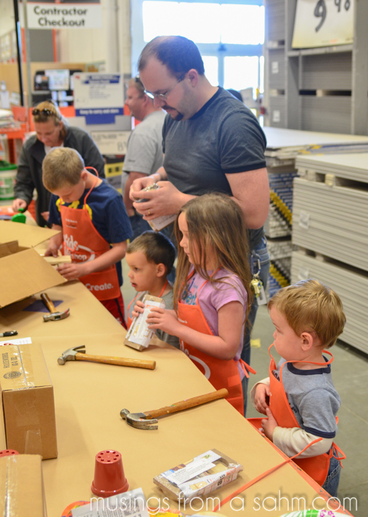 Home Depot Kids Workshop-10-4