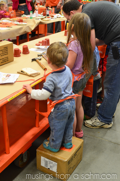 Home Depot Kids Workshop-16-6