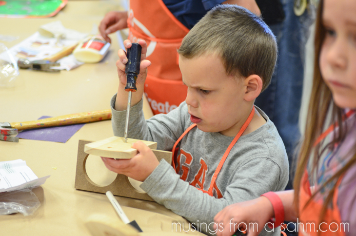 Home Depot Kids Workshop-25-9