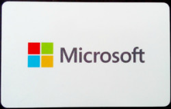 Microsoft Stores Gift card