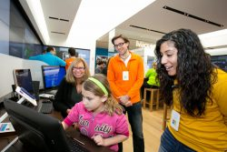 Enjoy a Family Experience with Microsoft Stores #GoMicrosoft {Giveaway}