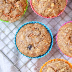 Chock-Full-of-Good-Stuff Morning Glory Muffins Recipe