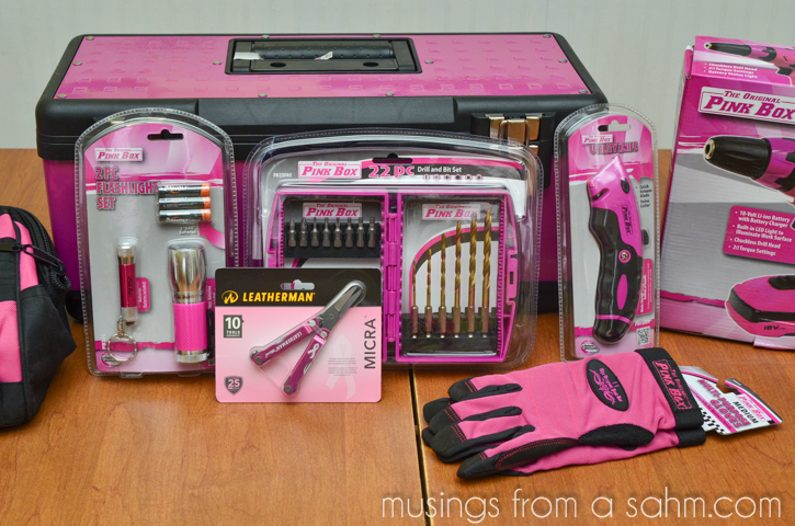 PinkBoxTools