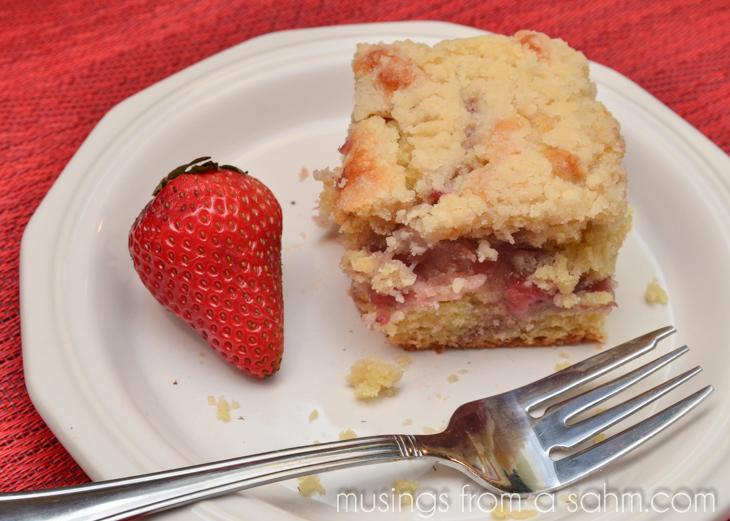 Strawberry Coffee Cake-46-16