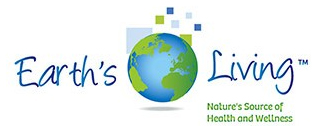 earth's living logo