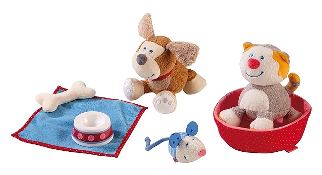HABA Cat Lucy Hound Leo Giveaway