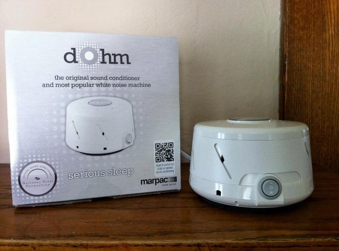 Dohm Sound Conditioner White Noise