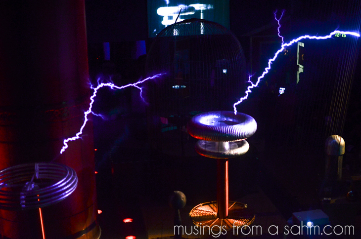 Museum of Science Lightning1