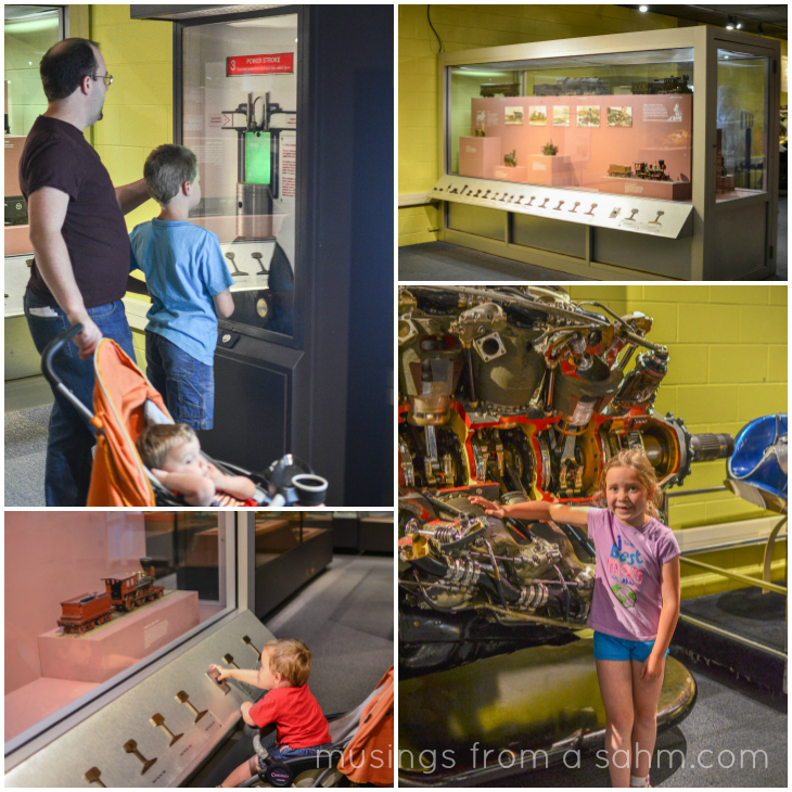 Museum of Science Machines