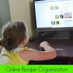 Online Recipe Organization with HP Recipe Box and our HP Envy h8 Desktop PC #HPFamilyTime