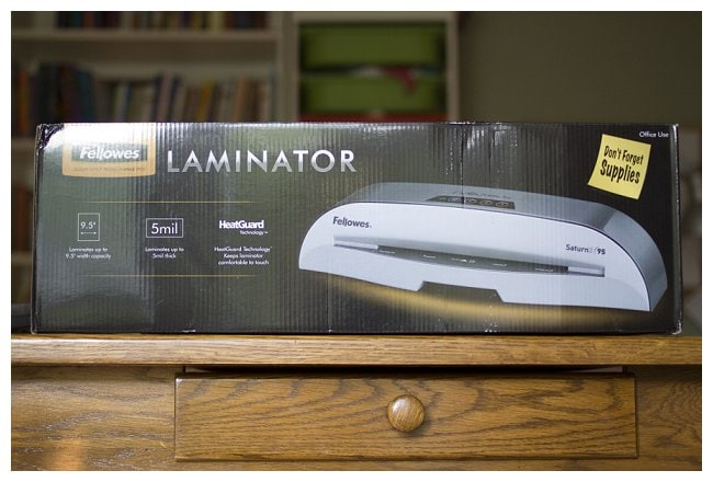Fellowes' Saturn2 95 Laminator