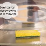 How to Sanitize Your Kitchen Sponge without Chemicals