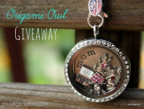Telling My Story With Origami Owl Giveaway Living Well Mom