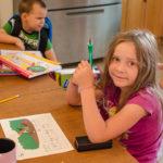 Homeschool Has Started…