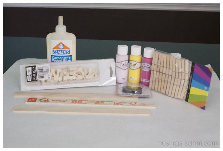 Magnetic Artwork Holder Supplies