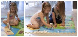 Educational Fun for Toddlers with Creative Baby i-Mat My Animal World Set {Giveaway}