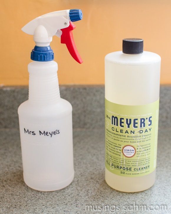 Mrs Meyers All-Purpose Cleaner