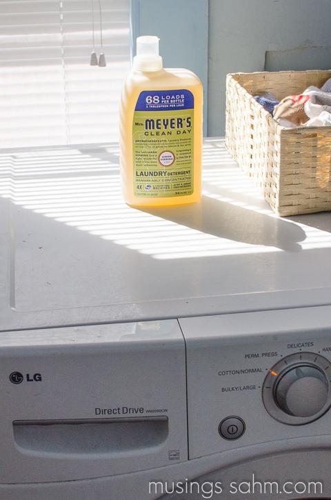 Mrs Meyers Laundry Detergent