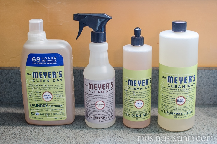 Mrs Meyers Products