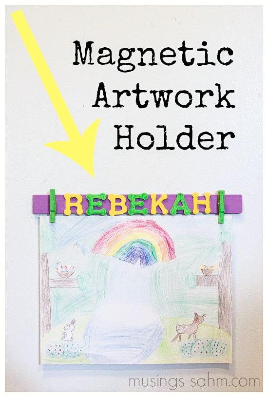 magnetic-artwork-holder-project