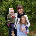 Fall Apple Picking with Family