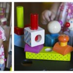 HABA Smart Fellow Pegging Game: Fine Motor and Logic Skills Fun