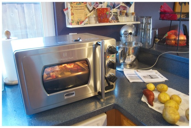 combination toaster convection oven