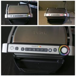 T-fal OptiGrill Indoor Grill: Easy, Delicious Indoor Grilling