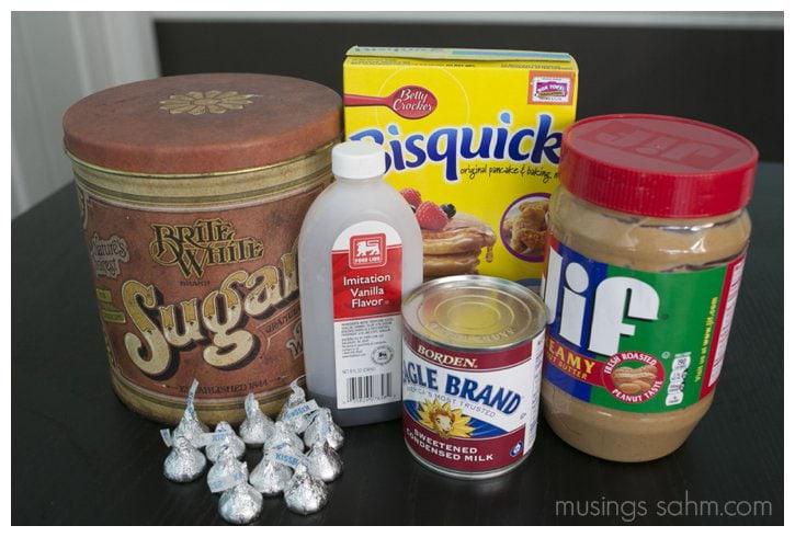 Easy Peanut Blossom Recipe