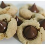 Easy 6 Ingredient Peanut Blossom Cookie Recipe {Cooking with Kids}