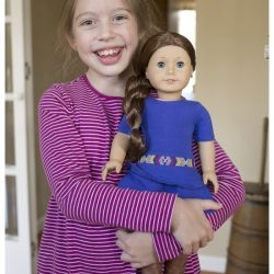 Holiday Gift Guide: American Girl Doll Saige