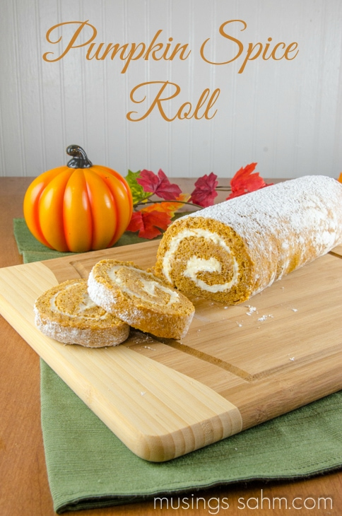 Pumpkin Spice Roll