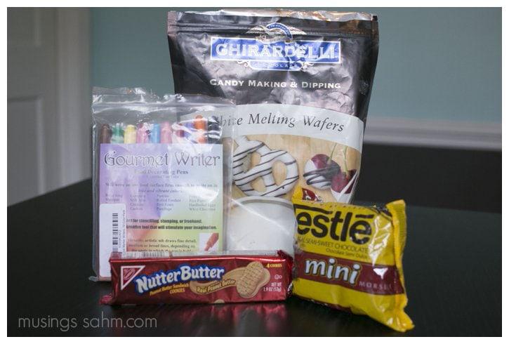 Snowman Ingredients