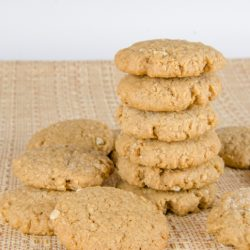 After-School Crunchy Spice Cookies