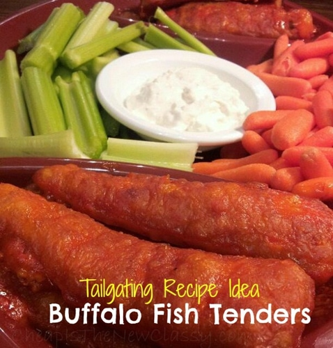 25 super bowl party appetizers 3 easy desserts living for Buffalo fish recipe