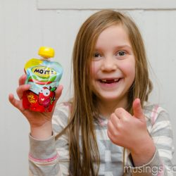 Mott's Snack & Go Applesauce Pouches – Kid and Mom-Approved